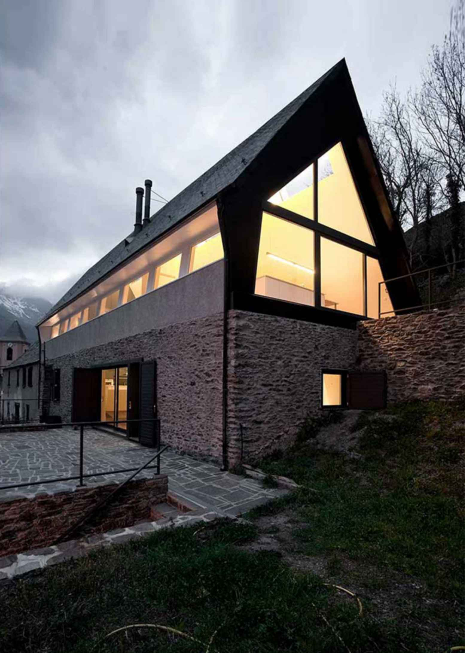 Pyrenees Residence - Exterior