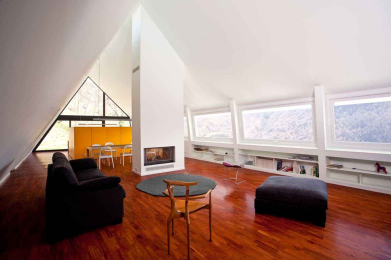 Pyrenees Residence - Interior