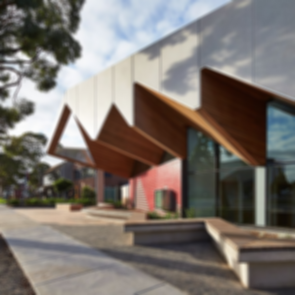 Broadmeadows Children's Court - Exterior