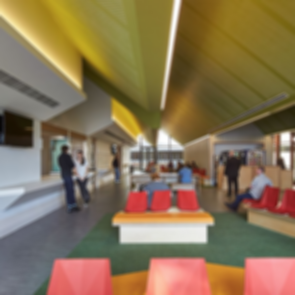Broadmeadows Children's Court - Interior