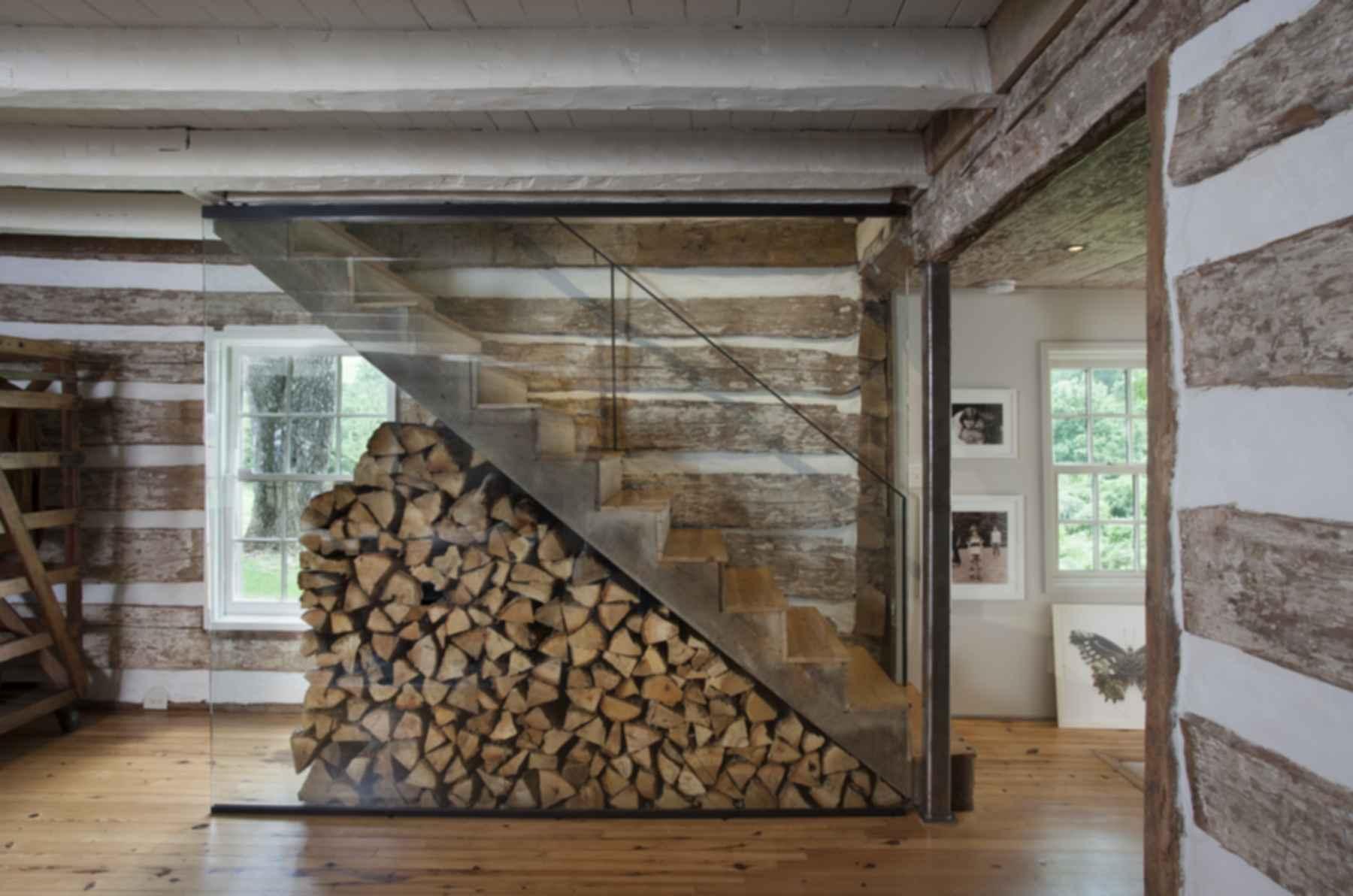 Heirloom Farm Cottage - Stairs