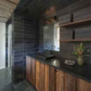 Heirloom Farm Cottage - Bathroom