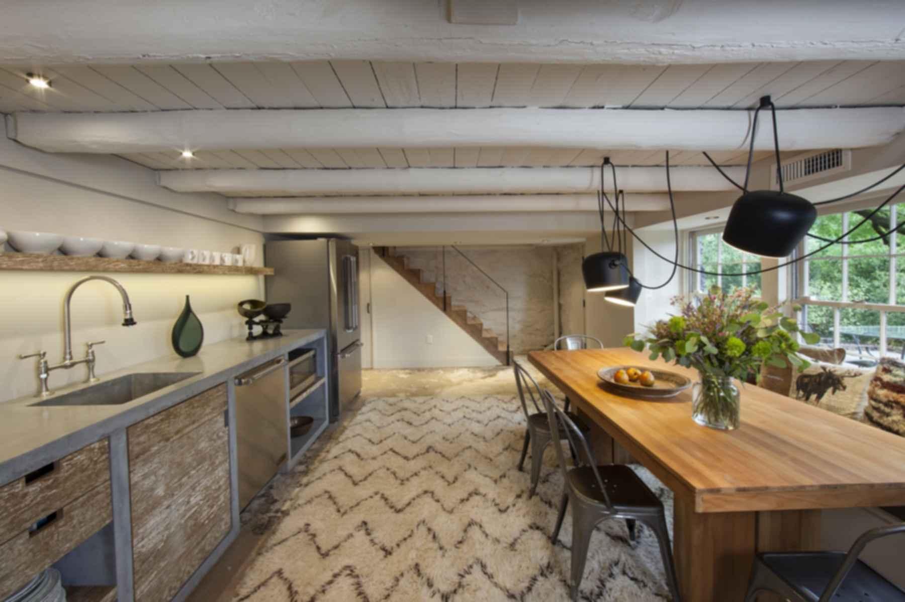 Heirloom Farm Cottage - Kitchen