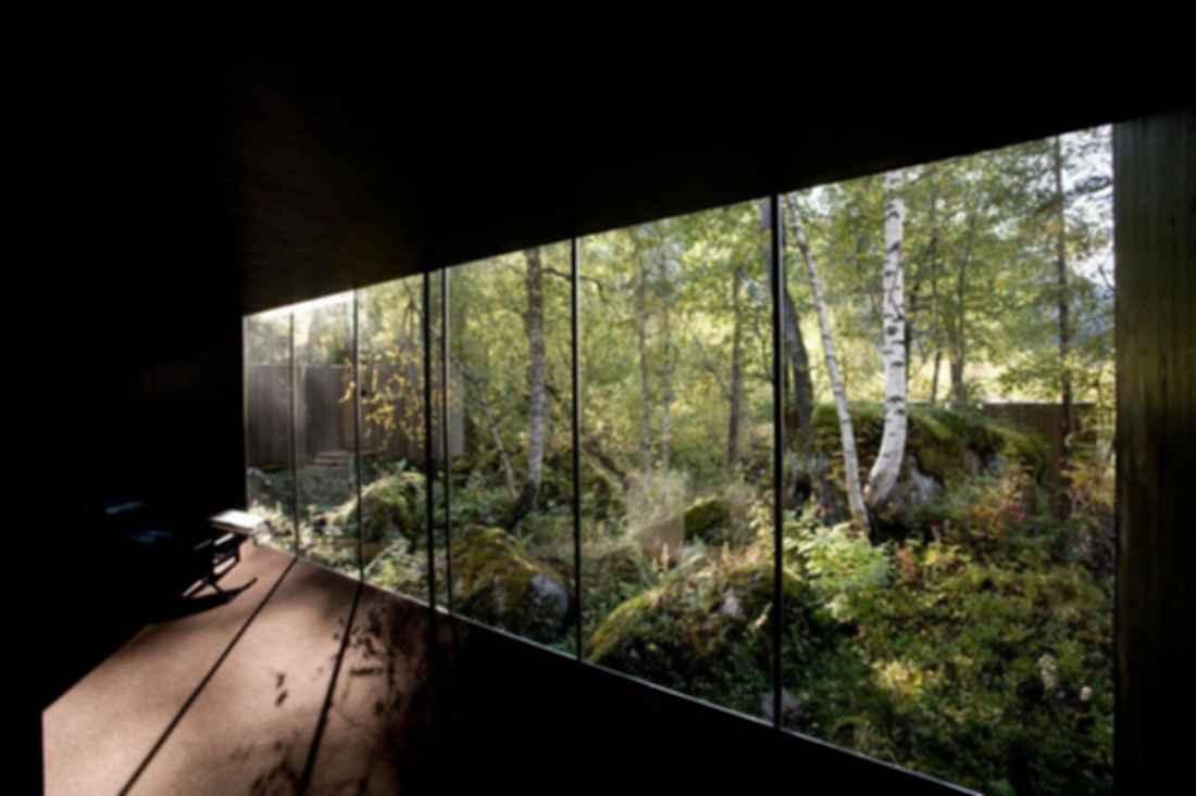 Juvet Landscape Hotel - Interior