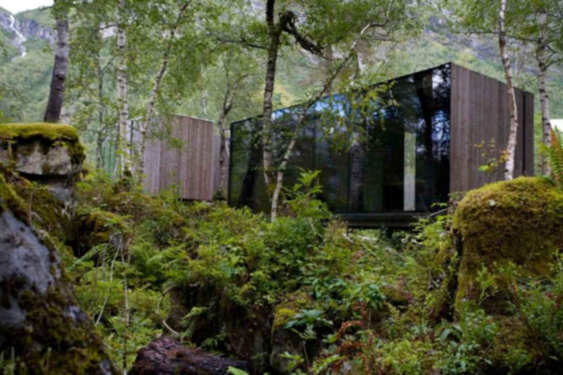 Juvet Landscape Hotel - Exterior