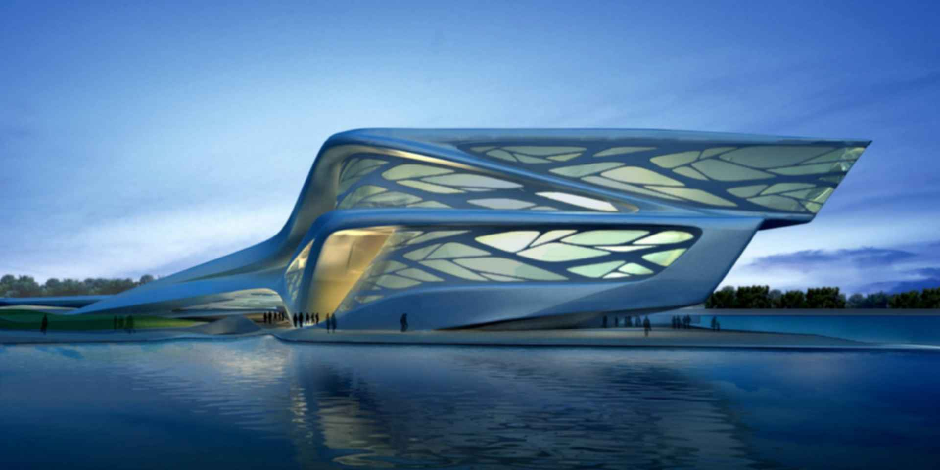 Abu Dhabi Performing Arts Centre - Concept Design