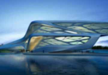 Abu Dhabi Performing Arts Centre - Concept Design