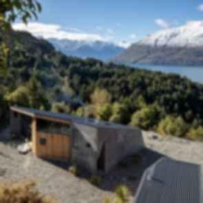 Bivvy Hut - Exterior