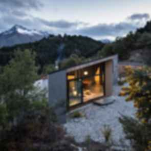 Bivvy Hut