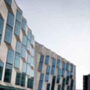 Horten Headquarters - Facade