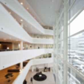 Horten Headquarters - Interior