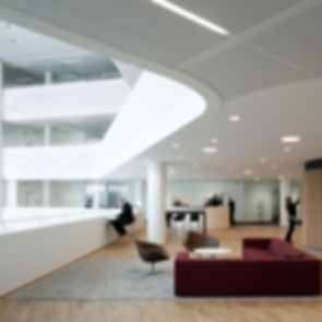 Horten Headquarters - Atrium