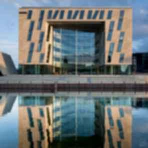 Horten Headquarters - Exterior