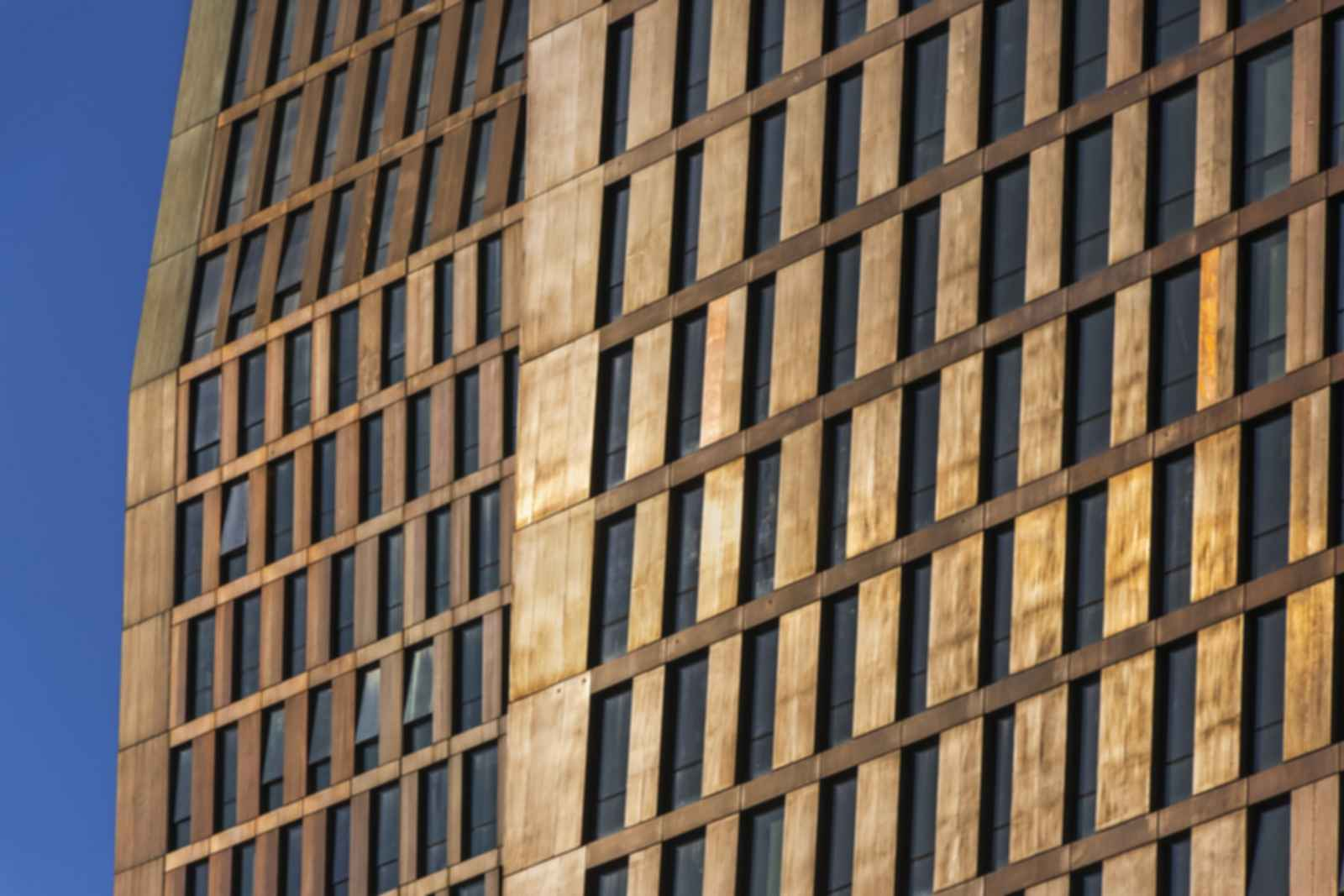 American Copper Buildings - Cladding
