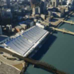 David L. Lawrence Convention Center - Aerial View