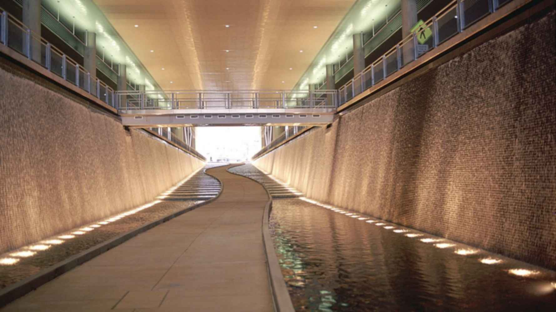 David L. Lawrence Convention Center - Accessway