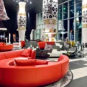 Kameha Grand Hotel - Lobby
