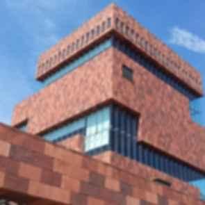 MAS City History Museum - Façade