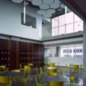 Bud Clark Commons - Interior
