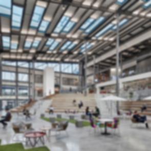 The Unilever Marketplace - Interior