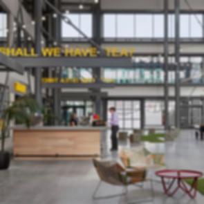 The Unilever Marketplace - Cafe