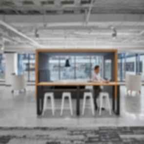 The Unilever Marketplace - Office Interior