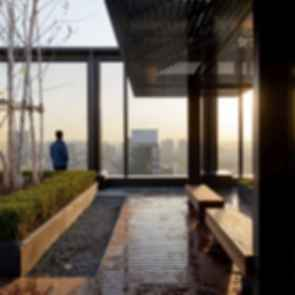 Shinsegae International - Rooftop
