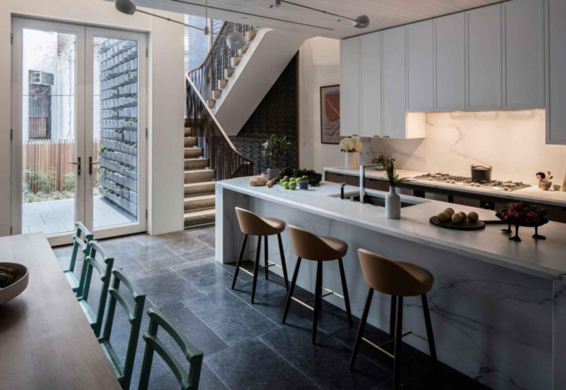 Upper East Side Townhouse - Kitchen