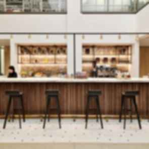 Sony Music London - Coffee Bar