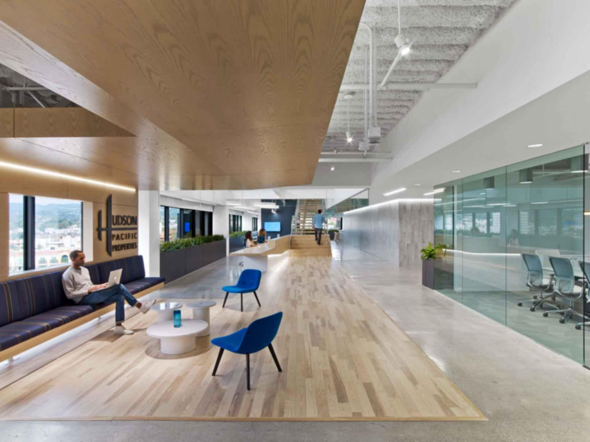 Hudson Pacific Properties - Lobby