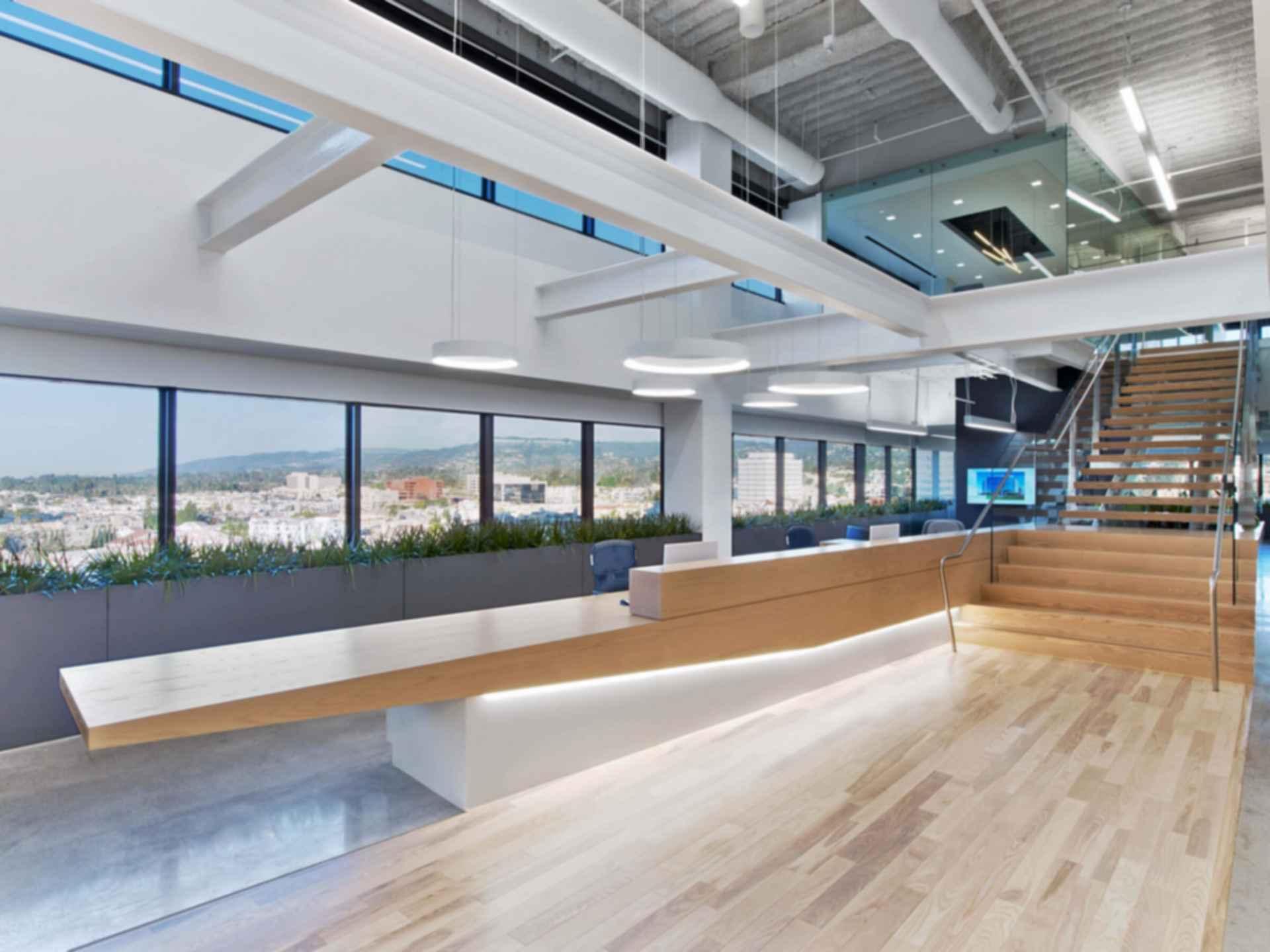 Hudson Pacific Properties - Reception