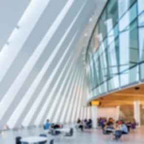 Isenberg School of Management Business Innovation Hub - Interior