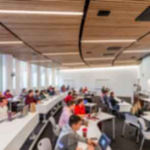 Isenberg School of Management Business Innovation Hub - Classroom