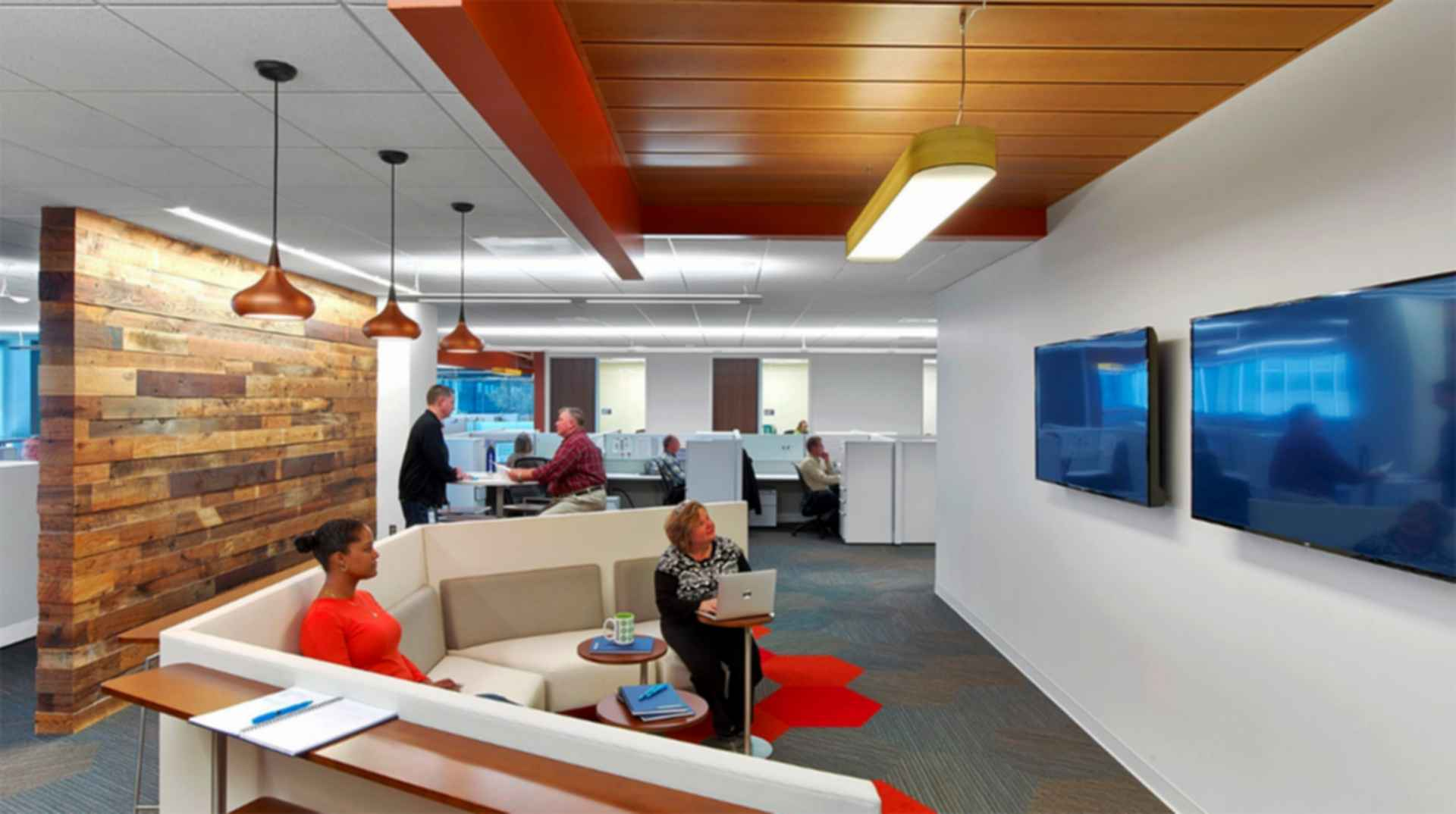 McKesson Healthcare - Interior