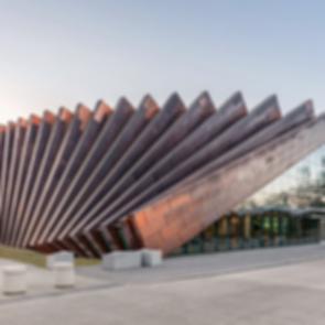 Isenberg School of Management Business Innovation Hub - Exterior