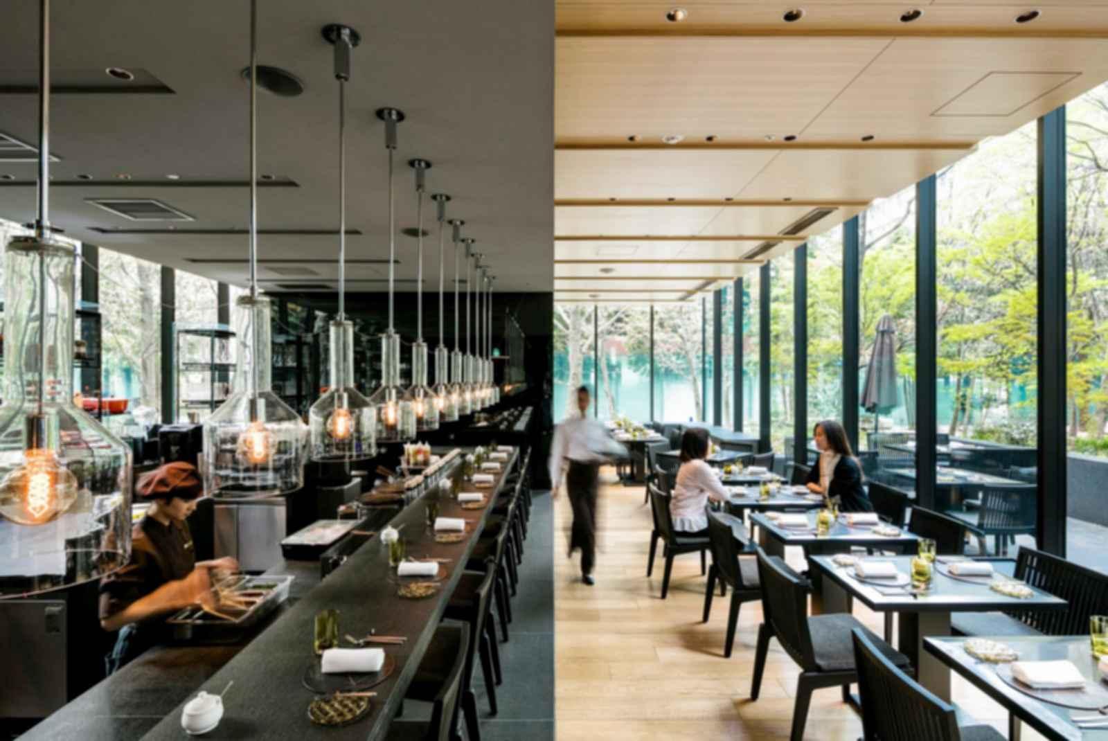 The Otemachi Tower - Restaurant