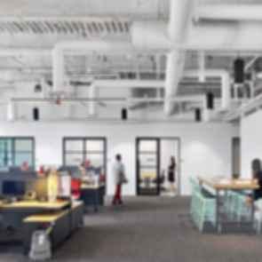 Vans Headquarters - Interior