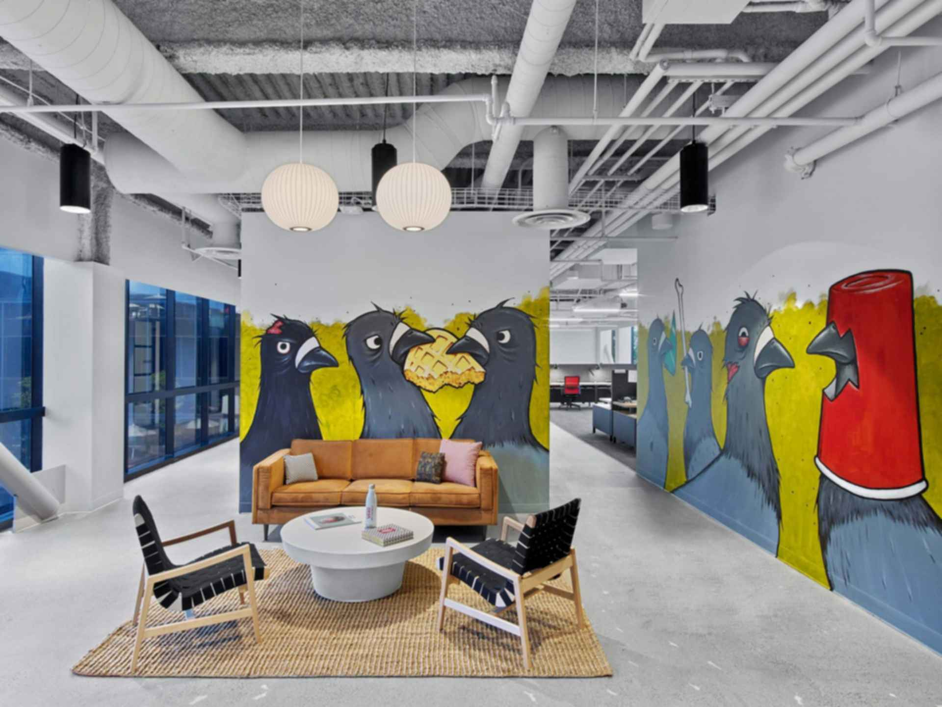 Vans Headquarters - Meeting Room