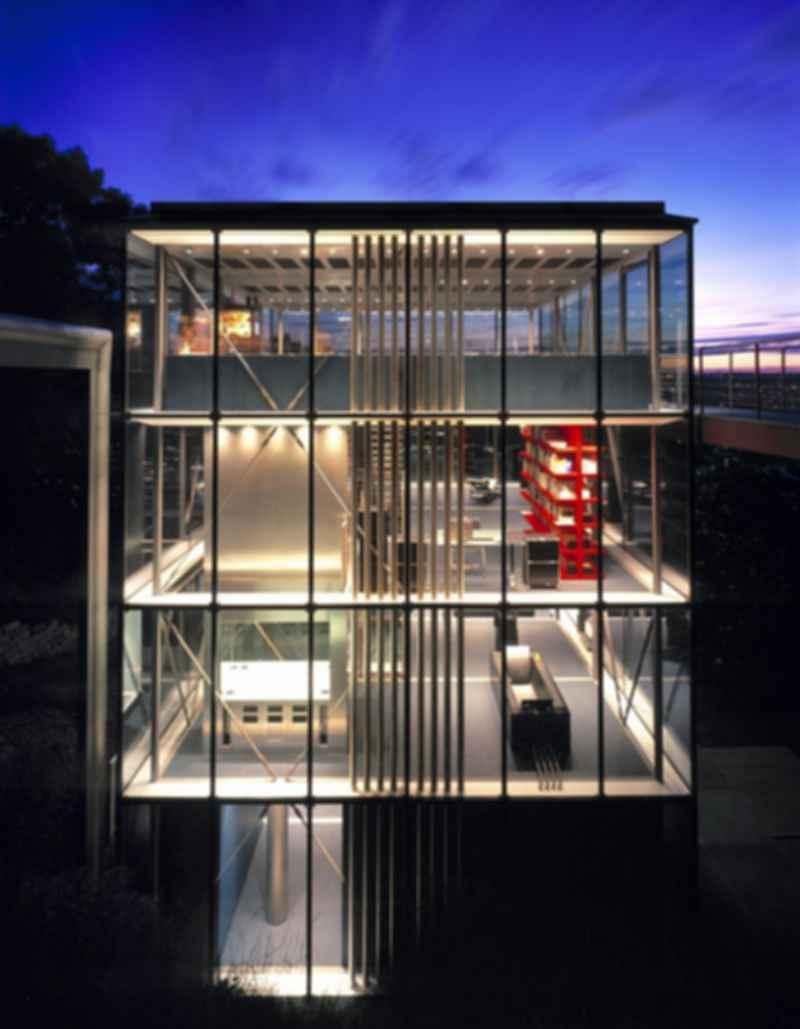 R128 House - Exterior