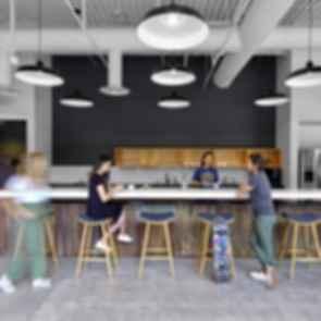 Vans Headquarters - Kitchen