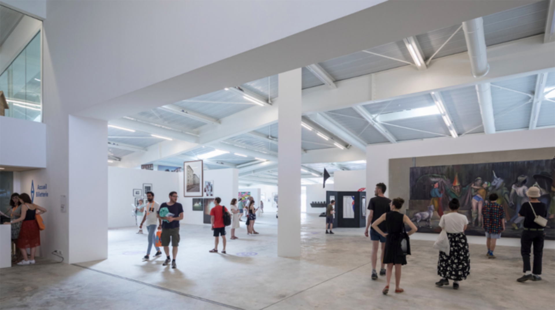 MECA - Exhibition Space