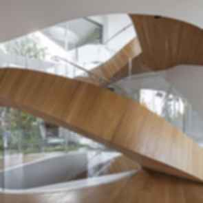 Tree Top Residence - Interior Stairs