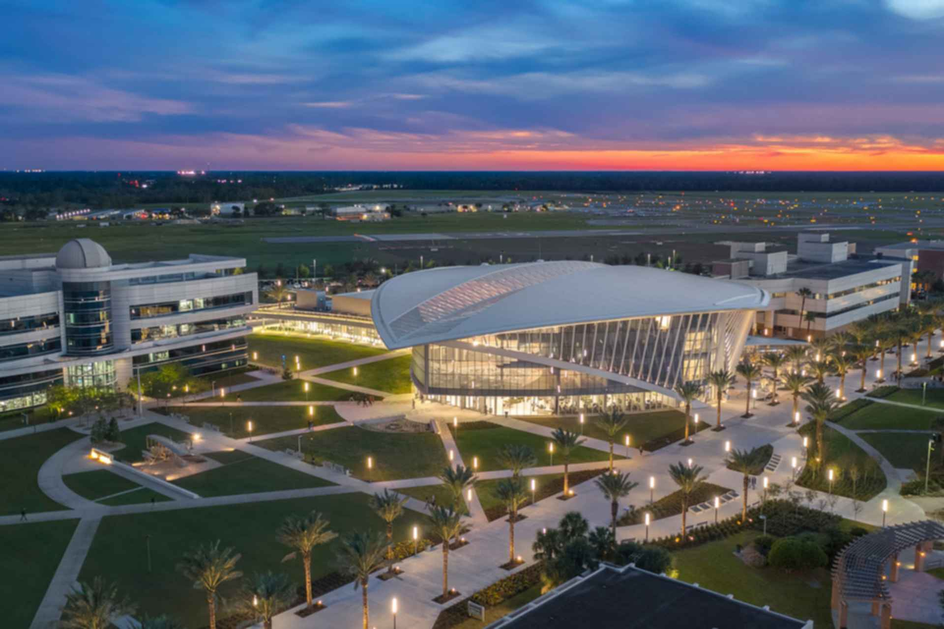 Embry-Riddle Aeronautical University - Exterior