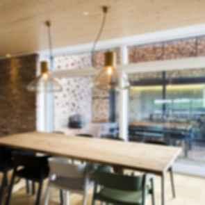 ZEB Pilot House - Interior