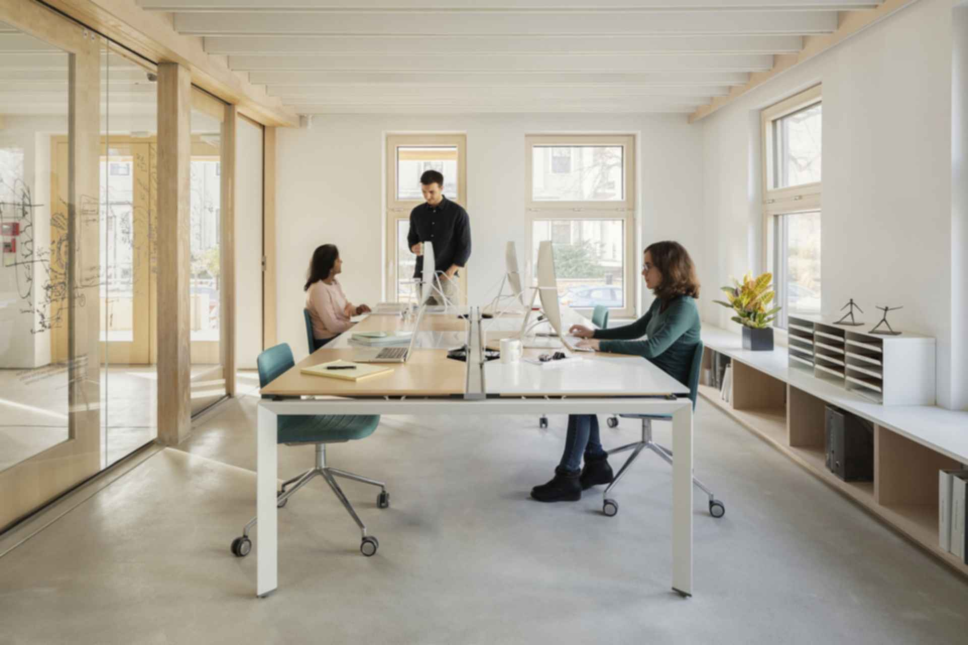 Harvard HouseZero - Offices