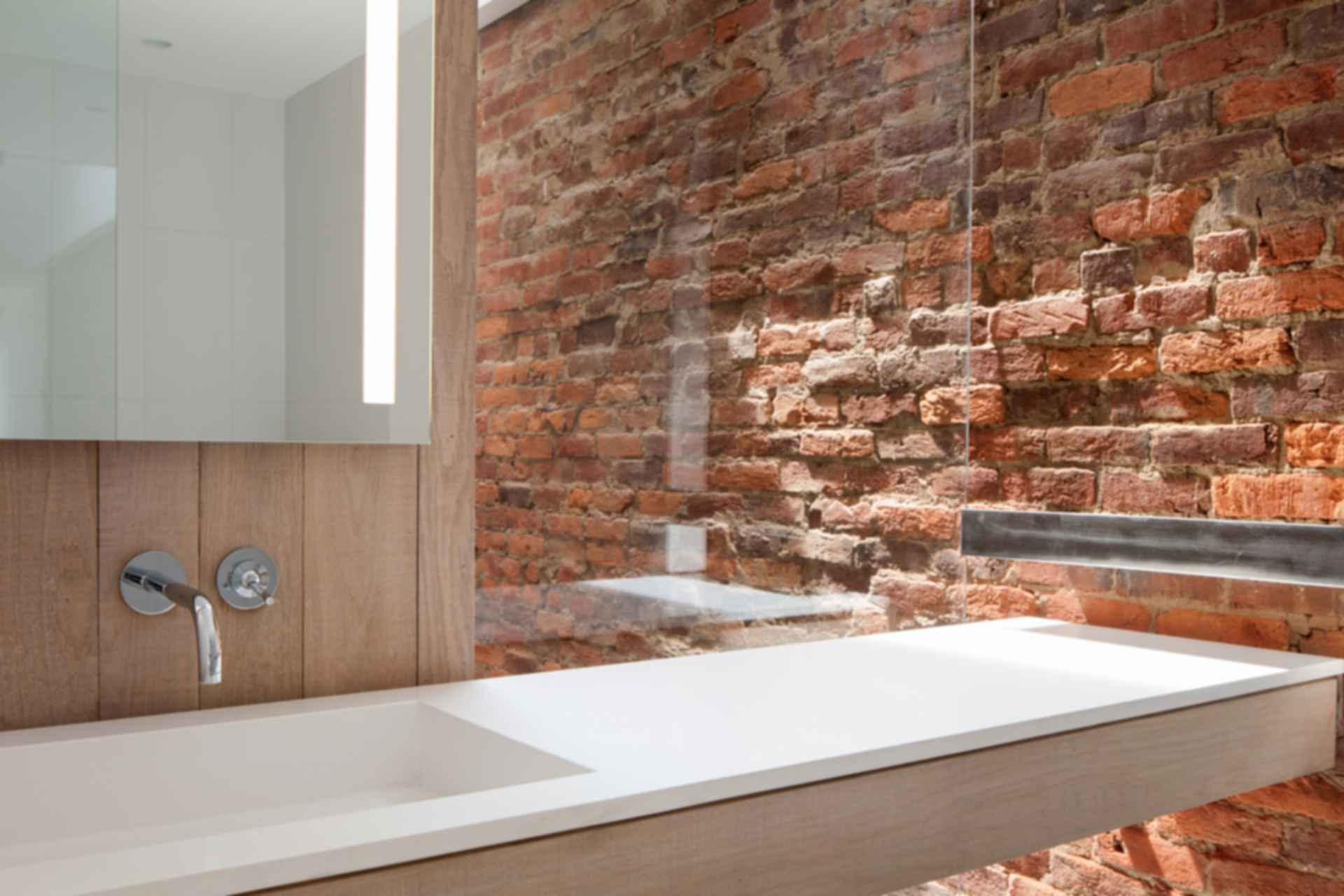 Downtown Loft - Bathroom