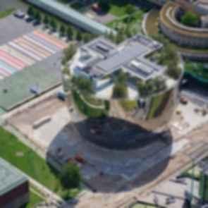 Depot Boijmans Van Beuningen - Bird's Eye View