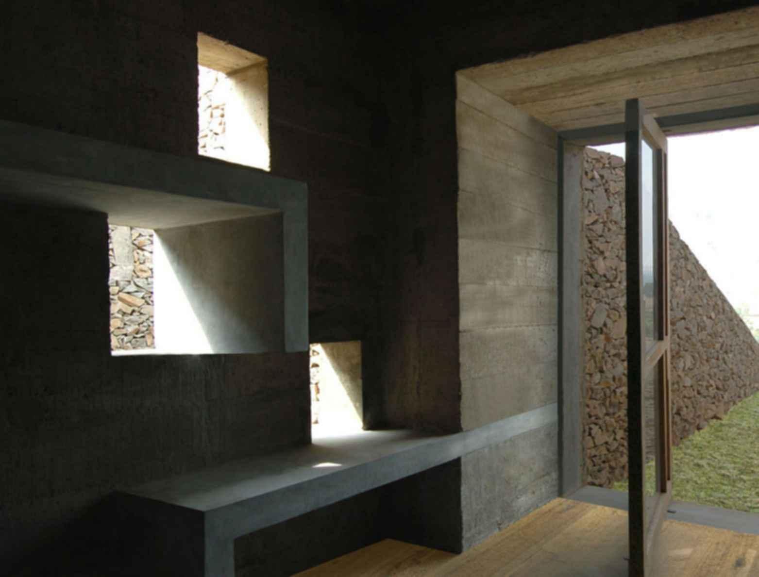 Pachacamac House - Interior