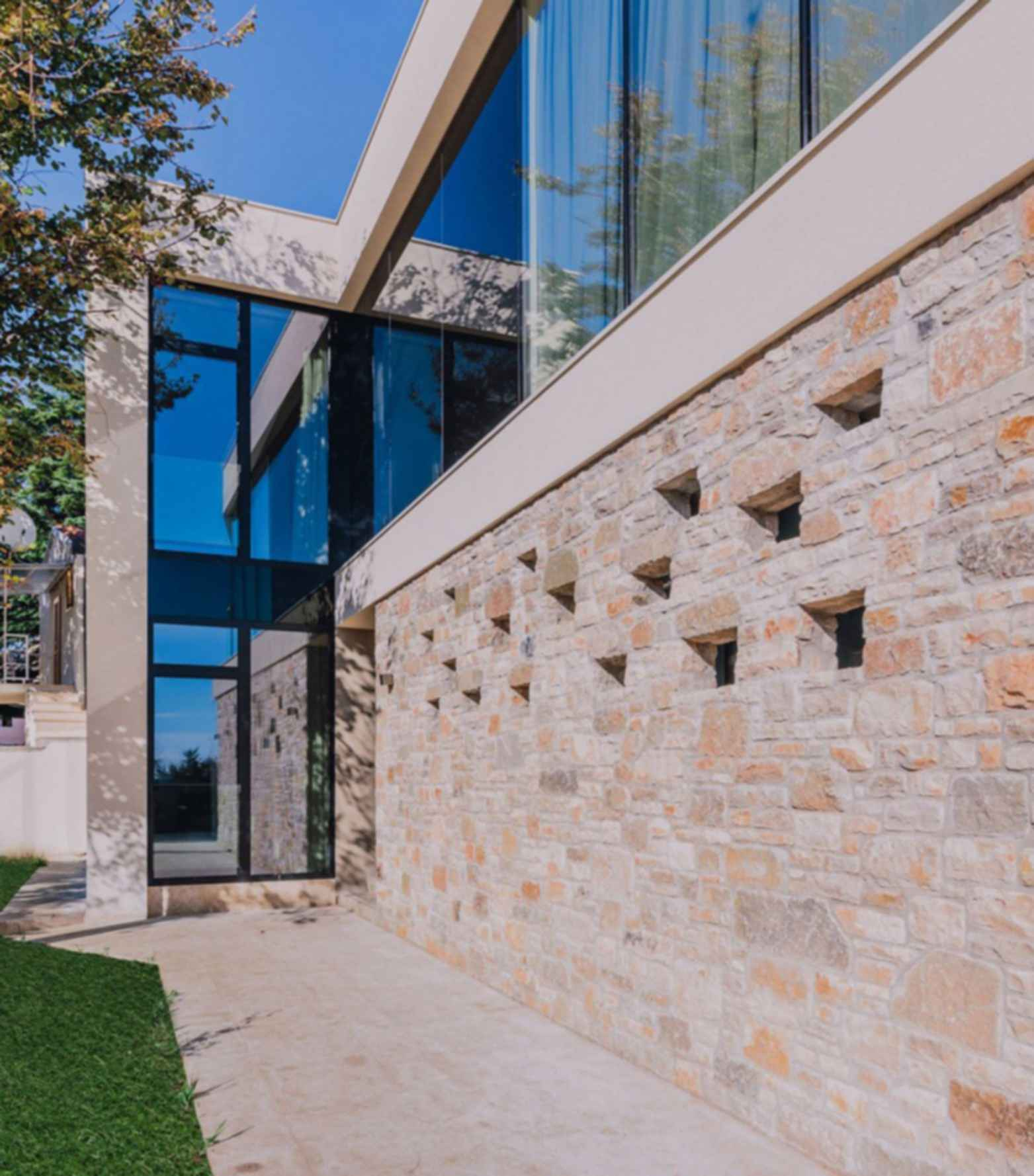 House Sperone - Exterior