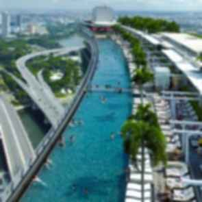 Marina Bay Sands - Infinity Pool